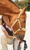 Bodenarbeit mit dem Pferd - st�rkt Vertrauen und Bindung