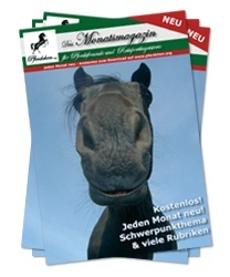 Pferdchen.org Monatsmagazin zum kostenlosen Download