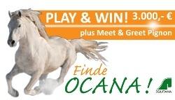 Link Nr. 6 - Finde Ocana - Internet-Schnitzeljagd Equitana 2011