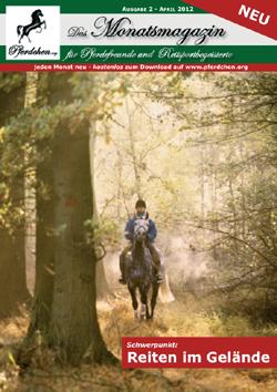 Monatsmagazin Pferdchen.org - Ausgabe 2 April 2012