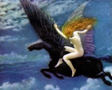 Pferde und Pferdewesen in der Mythologie